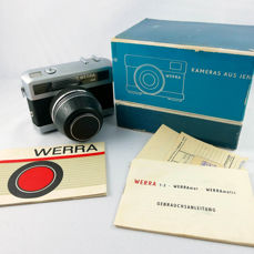 Werra Mat With Box And Instruction With Carl Zeiss Jena Catawiki