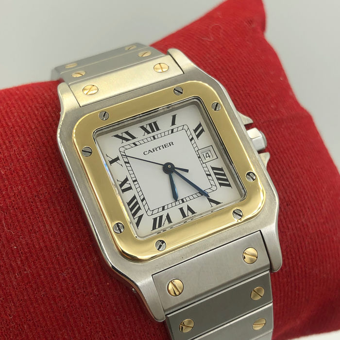 Cartier - Santos Galbee - Ref. 1172961 - Men - 2000-2010