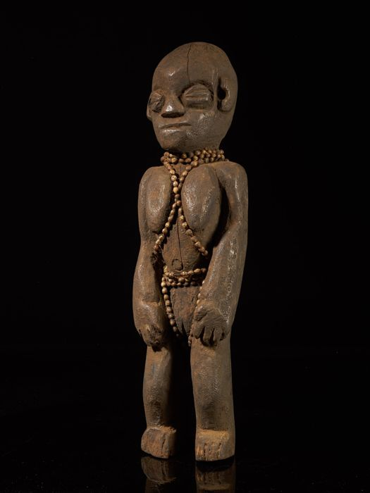 Statue(s) - Wood - Grassland People - Cameroun