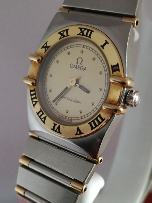 """Omega - Constellation Lady - """"NO RESERVE PRICE"""" - Dames - 2000-2010"""