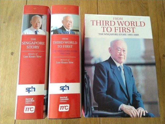 1965-2000 From Third World to First The Singapore Story