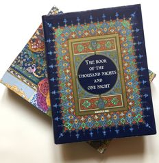 Léon Carré et Racim Mohammed  - The Book of the Thousand Night and One Night - 2005