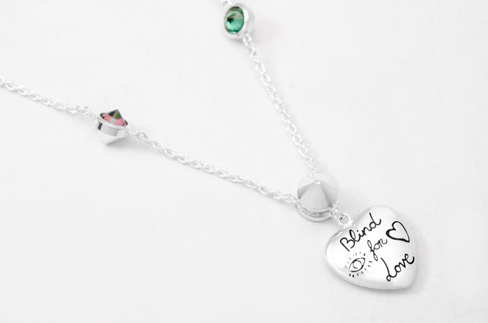 Gucci Silver - Necklace, Blind for Love