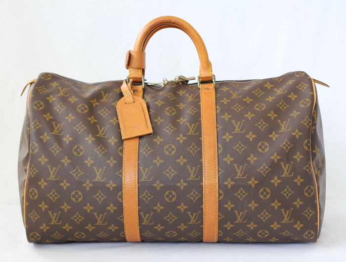 Louis Vuitton - Keepall 50 Travel bag