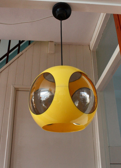 Deckenlampe - Space Age Bug Eye