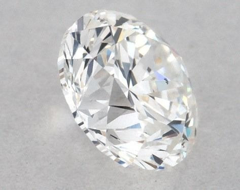 1 pcs Diamant - 0.30 ct - Brillant, Rund - D (farblos) - VS2