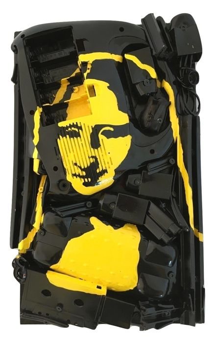 Norman Gekko -  Mona Lisa Recycled