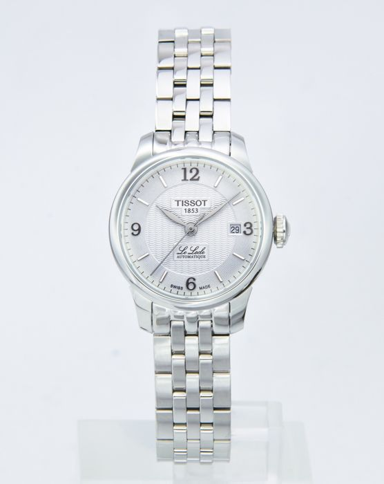 Tissot - Stainless steel automatic ladies watch - T41118334 - Dames - 2011-heden