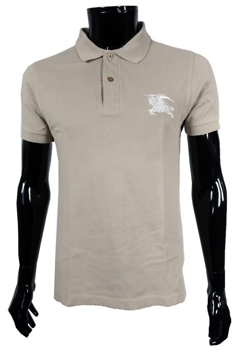 Burberry - Logo Patch Polo - Maat: L