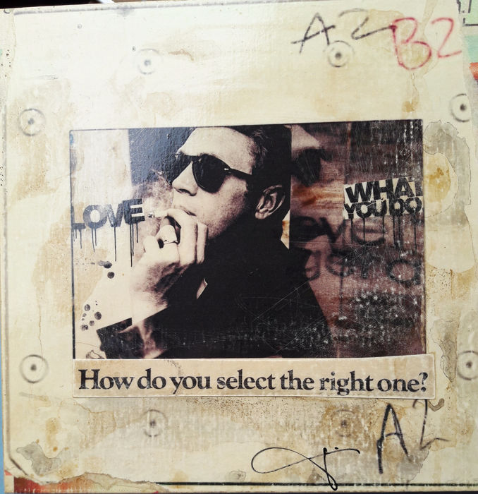 Jörg Döring - Select the right one
