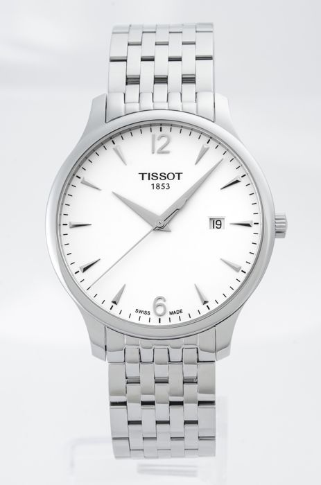 Tissot - Stainless steel men's quartz  - T0636101103700 - Men - 2011-present