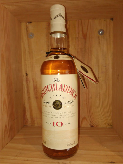 Bruichladdich 10 years old - 0,7 Liter