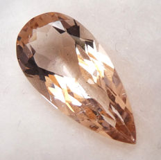 Morganite - 4.37 ct