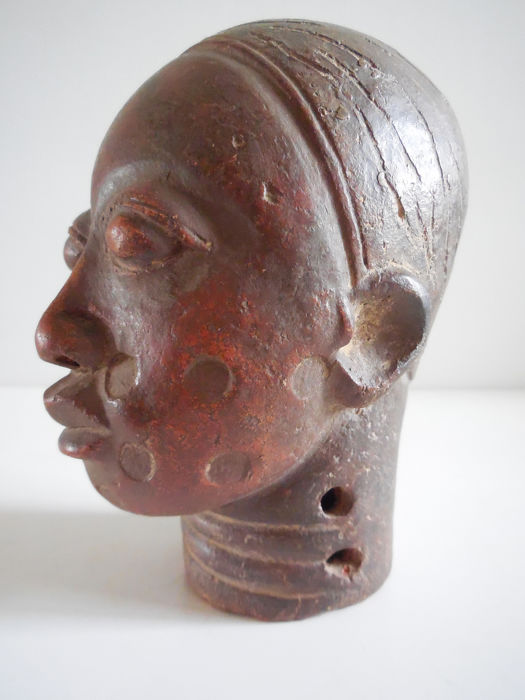 Statue - Head of a Woman