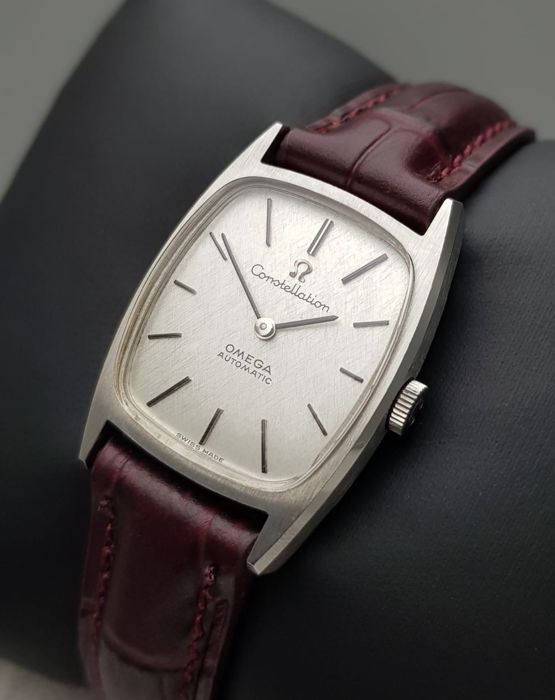 Omega - 'NO RESERVE PRICE' Constellation Automatic Vintage Ultra RARE Lady - 551 042 - Dames - 1990-1999