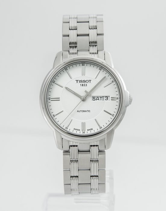 Tissot - Automatics lll  Men's Watch - T0654301103100 - Herren - 2011-heute