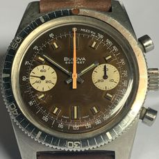 Bulova - Chrono 666 - Heren - 1970-1979
