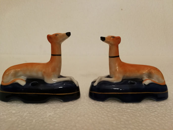 Altro  - Inkwell - Near pair of 2
