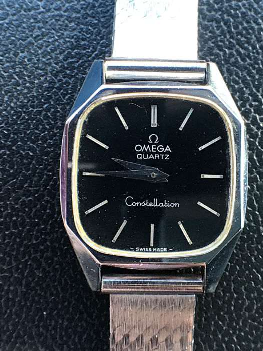 """Omega - Constellation Lady - """"NO RESERVE PRICE"""" - Dames - 1980-1989"""