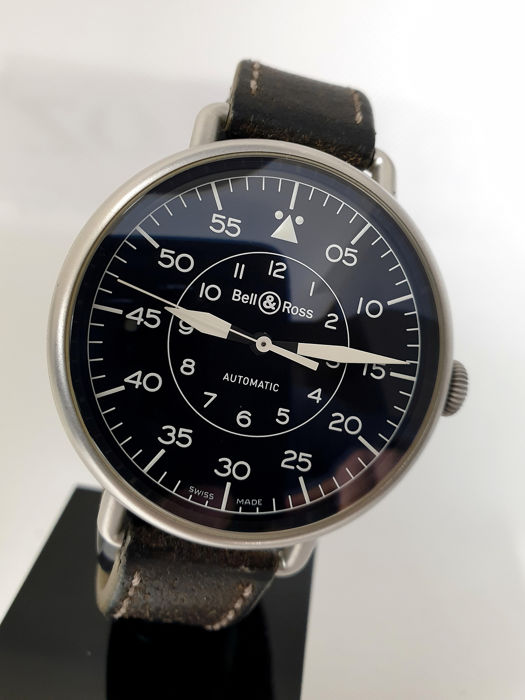 Bell & Ross - WW1 92 Military Vintage  - Heren - 2011-heden