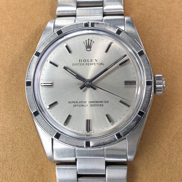 Rolex - Oyster Perpetual - 1007 - Uniszex - 1960-1969