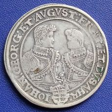 Germany - Sachsen - 1 Taler 1605 - Silver