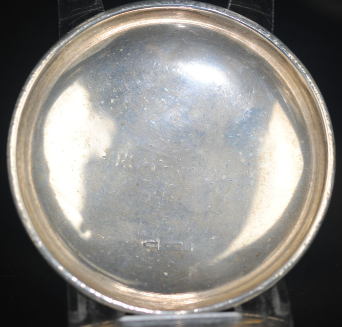 Walker & Hall of Sheffield - Ashtray - Silver