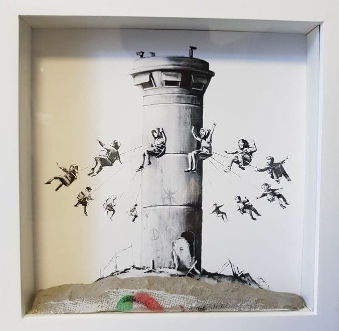 Banksy x Walled Off Hotel - Box Set