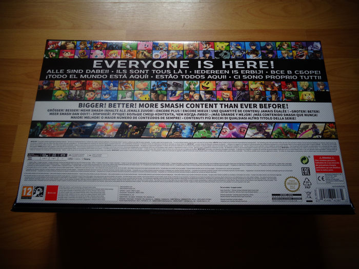 super smash bros ultimate limited edition sold out