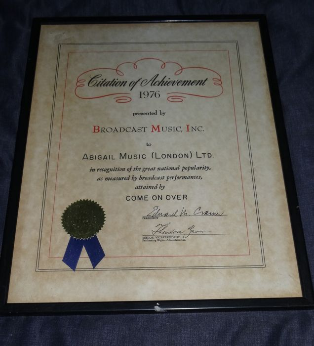 4160b465009d This item is up for auction at Catawiki. Please click on