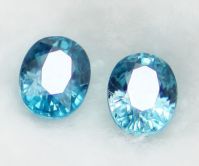 Zircon - Without Reserve Price - 4.58 ct