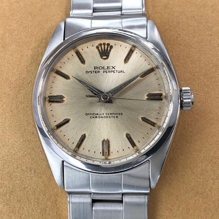 Rolex - Oyster Perpetual - 6564 - Uniszex - 1950-1959