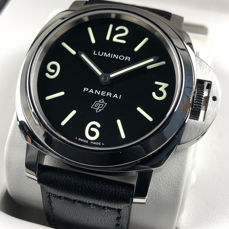 Officine Panerai - Luminor Base - PAM00000  - Homme - 2000-2010