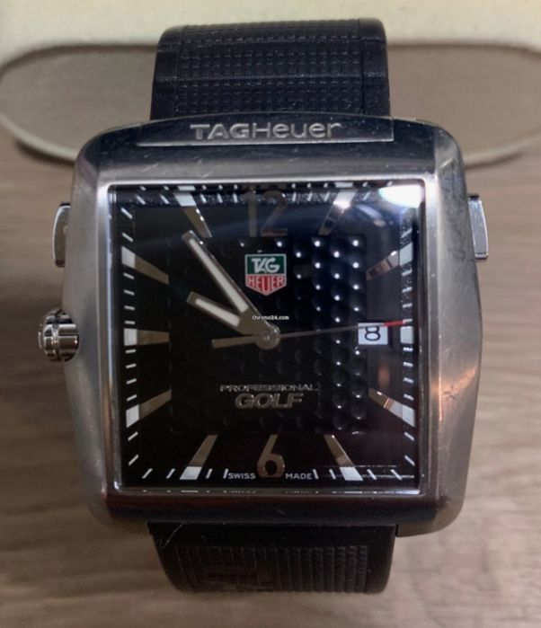 TAG Heuer - Professional Golf watch - Ref. WAE1116.F6004 - Hombre - 2013