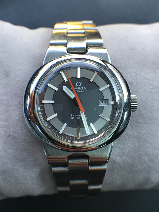 "Omega - Dynamic Lady- ""NO RESERVE PRICE"" - 5898/147 - Femme - 1980-1989"