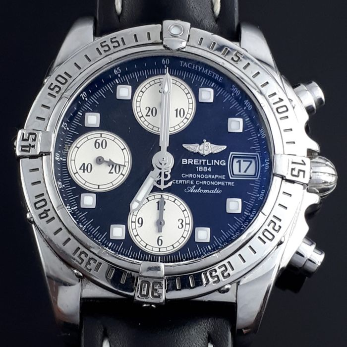 Breitling - Chrono Cockpit Automatic - Ref: A13357 - Men - 2000-2010