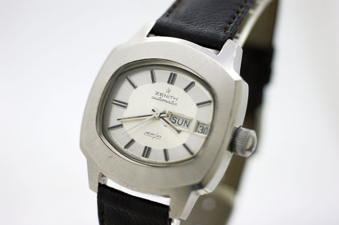 Zenith - Automatic AF/P  - Ref. SP 1431 - Men - 1960-1969