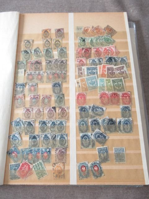 Rusland - Significant bulk batch of stamps