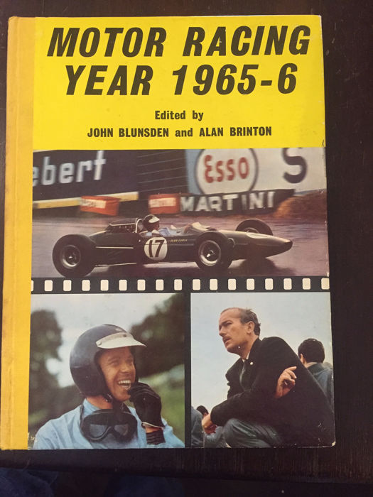 Bücher - Motor Racing Year - 1965-1977