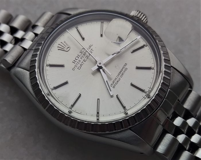 Rolex -  Oyster Perpetual Datejust - 16030 - Hombre - 1980-1989