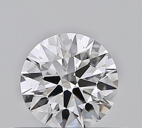 1 pcs Diamant - 0.25 ct - Briljant - E - VVS2