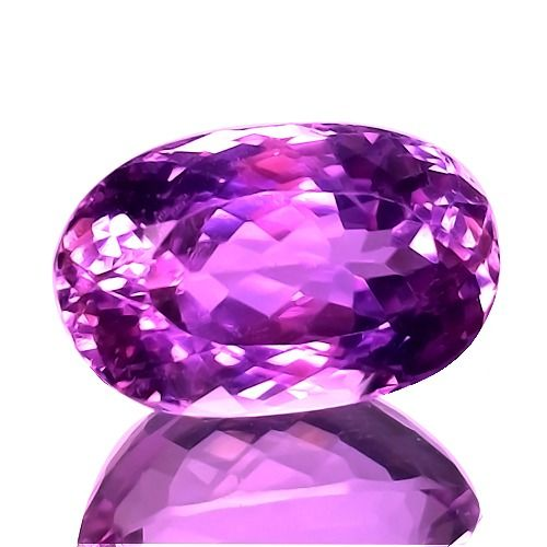 Rose Kunzite - 27.49 ct