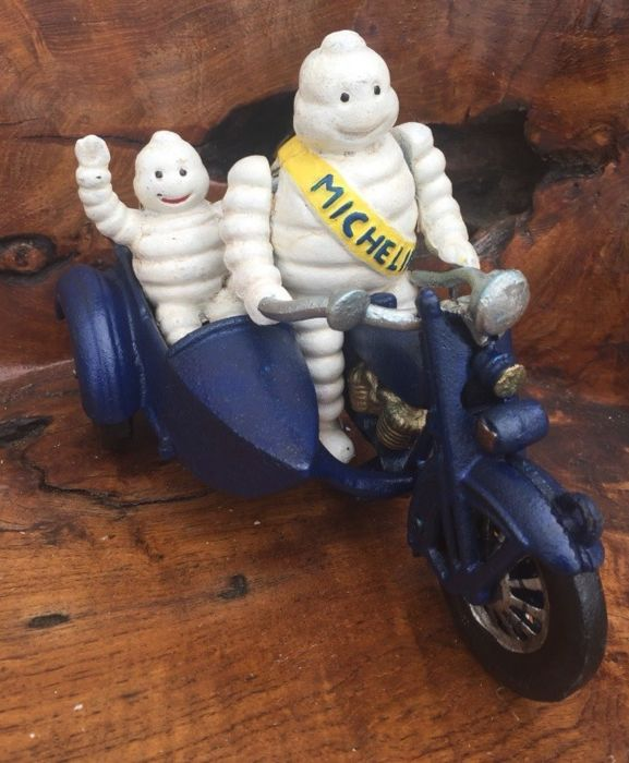 Decorative object - Michelin - side car bibendum michelin - 2004