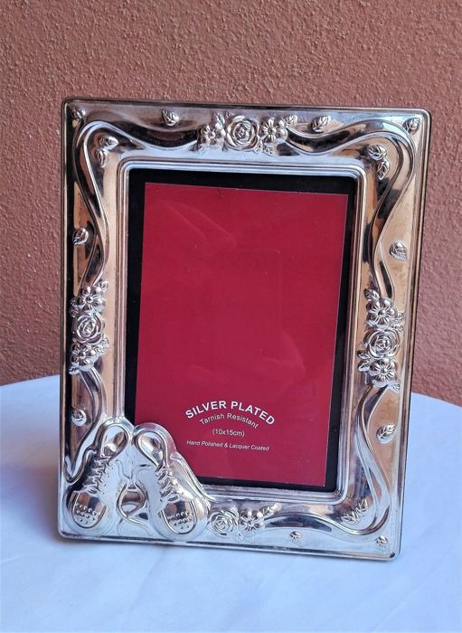 Frame - Silver Plated