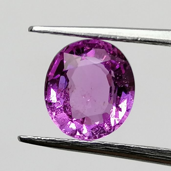 Pink Sapphire - 1.12 ct