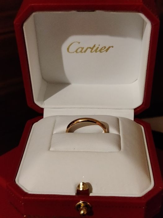 Cartier - 18 kraat Gulguld - Ring