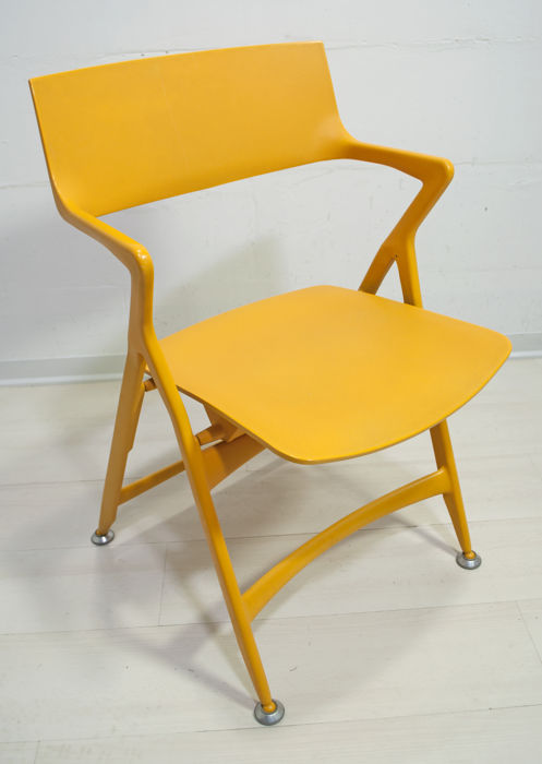 Antonio Citterio - Kartell - Folding Chair - Dolly