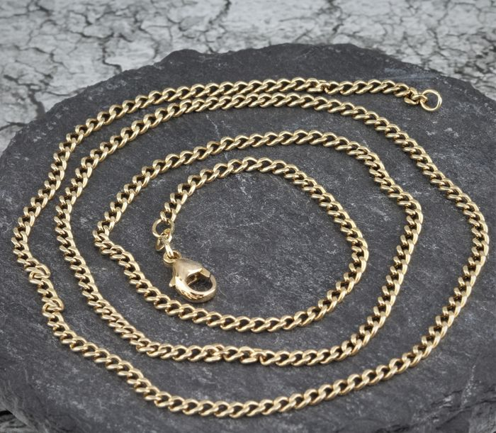 FBM - Binder  - 8 kt. Gold, Yellow gold - Necklace