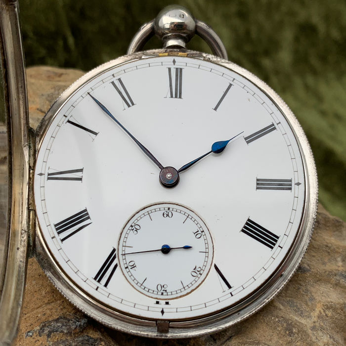 Fusee pocket watch - high quality - Heren - 1877