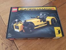 LEGO - Ideas - 21307 - CATERHAM seven 620R